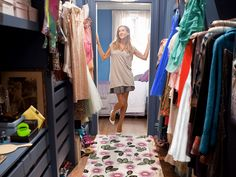 The design experts at HGTV pair their favorite movie closets with equally stunning walk-ins featured on HGTV.com.