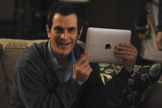 Branded Content - Modern Family continually references Apple products in their show. On the show they feature FaceTime and iMessage repeatedly.