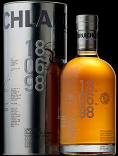 Buy Bruichladdich Ancien Regime 12 Year Old Single Malt Whisky Online Whiskey Bottle, Vodka Bottle, Single Malt Whisky, Water Life, 9 Year Olds, Yet To Come, Scotch Whisky, Distillery, Liquor