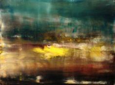 "Saatchi Art Artist Maurice Sapiro; Painting, ""Iridescence"" #art"