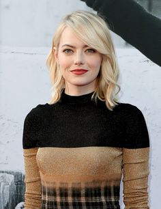 Emma Stone Photos Photos - Actor Emma Stone arrives at American Film Institute's 45th Life Achievement Award Gala Tribute to Diane Keaton at Dolby Theatre on June 8, 2017 in Hollywood, California. 26658_005 - American Film Institute's 45th Life Achievement Award Gala Tribute to Diane Keaton - Arrivals