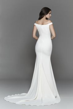 Designer: Tara Keely Style: 2704 Available at Bliss Bridal in WI blissbridalonline.com