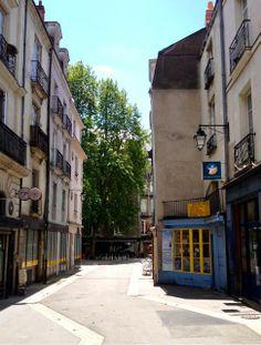 Rue de la Clavurerie