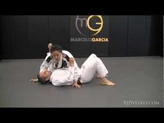 Emily Kwok - BJJ Techniques - Chained Cross Side Attacks - BJJ Weekly #053