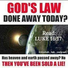 Believe Y'shua/Jesus' words! Paul is misunderstood! Matthew 5:18