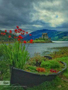 The Romantic Castle by lwtt93. Please Like http://fb.me/go4photos and Follow @go4fotos Thank You. :-)