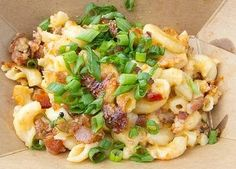 Pepper Bacon Mac And Cheese recipe from Food and Wine Festival in EPCOT at Disney World