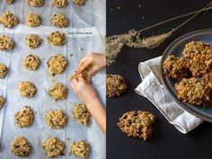ChocolateSalt: ללמוד לעוף ועוגיות חמאת בוטנים