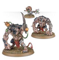 Skaven Rat Ogres & Packmaster | Warhammer Age of Sigmar