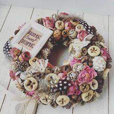 Flower Centerpieces, Burlap Wreath, Elsa, Sweet Home, Jar, Wreaths, Pretty, Flowers, How To Make