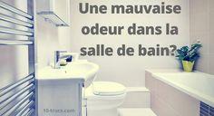 Mauvaises odeurs dans la salle de bain Bathroom, Aide, Design, Home Decor, Creative, Cleanser, Do It Yourself Crafts, Bath Room, Homemade Home Decor
