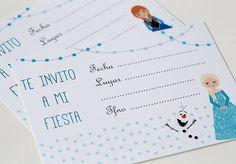 Diseño: Postreadicción.  Impresión y recorte aquí: http://articulo.mercadolibre.com.ar/MLA-584299130-cumpleanos-frozen-kit-decoracion-listo-para-disfrutar-_JM
