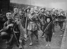 How to find WWI records to learn more aobut your ancestors.