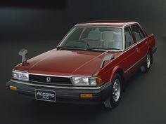 Honda Accord, Evolution