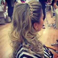 Hair Dreadlocks, Braid Out, Loose Hairstyles, Top Hairstyles, Bridesmaids, Bun Hair, Whoville Hair, Projects, Beleza