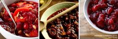 Recipes for Style – Cranberry Clementine Sauce