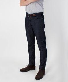 Five-Pocket Jeans - 100% Cotton Price: CHF 189 Chf, Pocket, Jeans, Cotton, Fashion, Moda, Fashion Styles, Fasion, Green Jeans