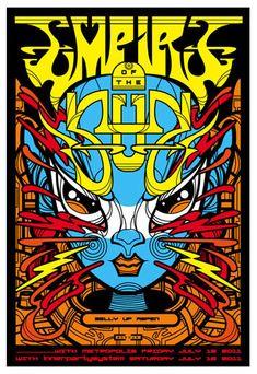 Empire of the Sun #PembertonFest// pembertonmusicfestival.com