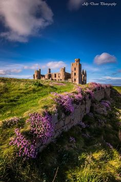 New Slains Castle, Cruden Bay, Aberdeenshire, Scotland