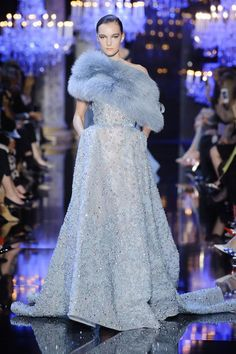 Fashion Friday: Elie Saab Haute Couture Fall 2014-2015 | http://brideandbreakfast.ph/2014/08/08/fashion-friday-elie-saab-haute-couture-fall-2014/