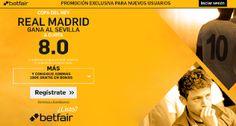 el forero jrvm y todos los bonos de deportes: betfair supercuota 8 Real Madrid gana Sevilla Copa...
