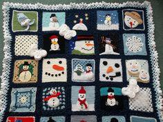sneeuwmannen winterkleed