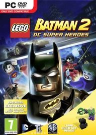LEGO Batman 2: DC Super Heroes Limited Edition (includes Lex Luthor Toy), $49.99