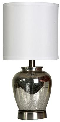 The Eclipse Table Lamp from Urban Barn is a unique home décor item. Urban Barn carries a variety of Lighting and other  Accents furnishings.