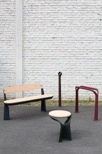 Mobiliario Urbano, Moderno y Ligero, Diseños Bonitos1