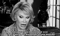 Joan Rivers Quotes On Fashion | GLAVO QUOTES