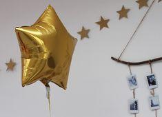 Anniversaire 4 ans thème étoile