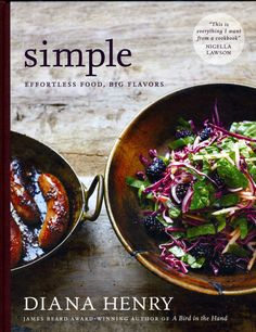 Linda Avery returns with a look at Simple by Diana Henry