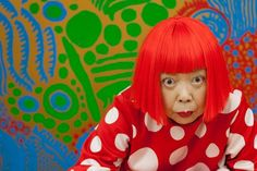 Yayoi Kusama was born in Matsumoto City, Japan in 1929. Description from ivanbellanovablog.wordpress.com. I searched for this on bing.com/images