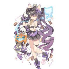 猫又姫 クロ・マジコの画像