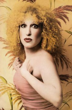 "Bette Midler from the ""Thighs and Whispers"" LP (1979)"