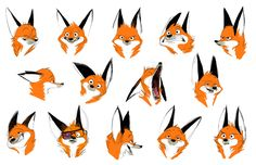 29 Ideas drawing animals fox character design for 2019 Zootopia Characters, Zootopia Art, Animal Sketches, Animal Drawings, Zootopia Concept Art, Concept Art Landscape, Fox Character, Fox Drawing, Posca Art