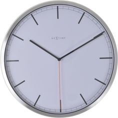 Latitude Run Aluminum Wall Clock - cuckoo Wall Clock Cuckoo, Black Spades, London Clock, Pendulum Wall Clock, Striped Walls, Office Walls, Interior S, Gliders, Modern Design