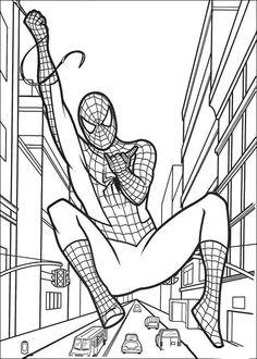 die 71 besten bilder von spiderman ausmalbilder
