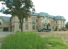 Canada Mega Mansions   Palatial Bridle Path Mega Mansion for Sale « Homes of the Rich ...