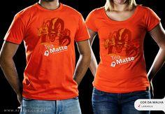 R$49.00 Catálogo - Camiseta Tiamat - Camisetas Red Bug