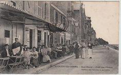 SVSS - Le quai Blavet - Le café des pilotes