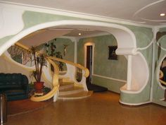 welcome to fantasia | art-noveau-love: Art Nouveau interiors.