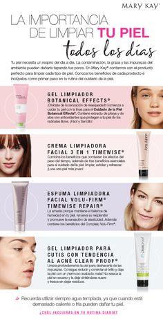 La importancia de limpiar tu piel todos los días | MiestiloMK
