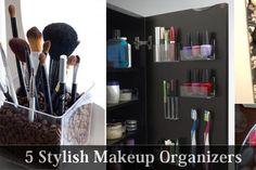 DIY Closet Storage Theme Ideas | DIY Closet Organizer: DIY Closet Organizer Makeup – Vizimac