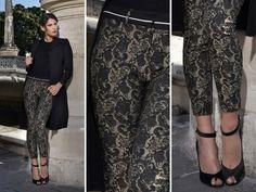 Perche i dettagli sono tutto! non è forse vero incantevoli donne? #details #pant #elegant