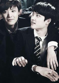I love Chansoo.
