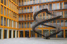 Arquitetura que Inspira: Escadas Machu Picchu, Stairs, Architecture, Olafur Eliasson, Home Decor, Brazil, Arquitetura, Germany, Stairway Pictures