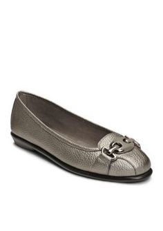 A2 by Aerosoles Dark Silver In Between Casual Shoe