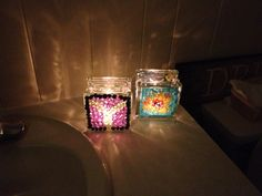 Want to make these cool night glow lights? Come join in on Arts & Crafts only at Jellystone Marion! www.jellystonemarion.com