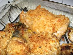 Butter Baked Chicken.  Was a hit with our family!